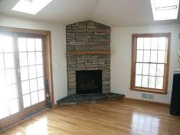 fireplace idea corner stone fireplaces designs with wooden floor decor idea fascinating corner fireplace decorating fireplace