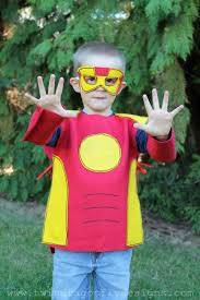 no sew super hero costumes tutorial dragonfly designs