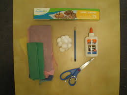 tissue paper pencil creative crafts for creative kids