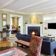 Best Angled Fireplace Images On Pinterest Fireplace Ideas - Furniture placement living room with corner fireplace