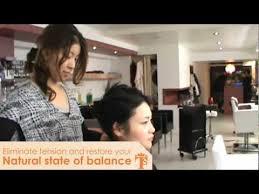 head spa at tomoko shima hair salon nyc youtube