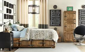 Closet Bed Frame Boy Bedroom With Wooden Bed Frame With Storage And