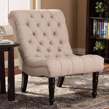 Beige Accent Chair Baxton Studio Caelie Beige Fabric Accent Chair 28862 3888 Hd The