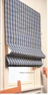 Pull Up Curtains Shades Pattern