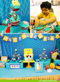 spongebob party ideas sponge bob party ideas top party ideas
