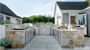 outdoor kitchen floor plans kitchen extraordinary outside cooking area outdoor kitchens for