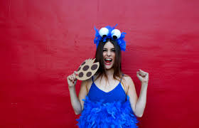 halloween costume cookie monster you gotta admit cookie monster is probably one of fancy made
