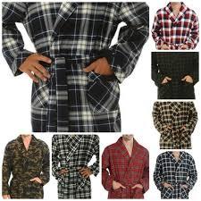 Full Length Bathrobe Men U0027s Long Flannel Bathrobe Lightweight Full Length Robe Cotton