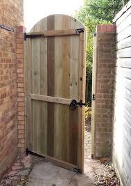 Backyard Gate Ideas Wooden Garden Gates Designs Exprimartdesign Com