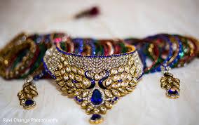 indian wedding invitations nj bridal jeweley in edison nj indian wedding by ravi changa