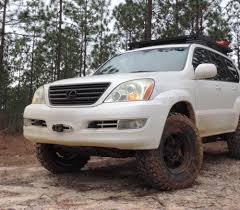 lexus gx470 suspension gx470 incognito hidden winch u2013 southern style offroad
