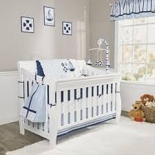 Childrens Cot Bed Duvet Sets Nautical Crib Bedding You Ll Wayfair