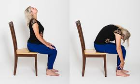 Chair Yoga Poses Five Benefits Of Chair Yoga And Six Poses To Get Started Move