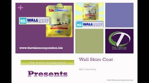 Wall Putty by White Wall Care Putty Skim Coat White Cement By The Vision
