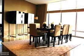 dining room manager design trawler destination dubai armani hotel is a triumph