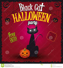 happy halloween party flyer royalty free stock photos image