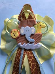 baby sock corsage handmade baby sock shower corsage by 2cutebaby