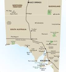 Australian Outback Map Flinders Ranges U0026 Outback Australia Tours U0026 Vacations Goway
