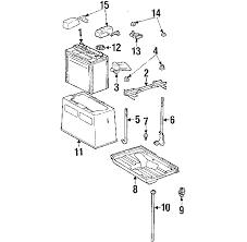 lexus is300 parts diagram parts com lexus interst gr24 batt partnumber 00544mf240575