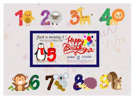 letter education cute animals vectors stock for free download