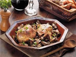 sud ouest cuisine cuisses de canard confites du sud ouest aux cèpes plats cuisinés