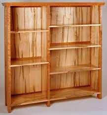 Bookcase Maple Bookcases Thomas Dorsey Designer Craftsman