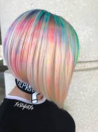 the hair marbling technique is like tie dye for your hair allure