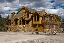 luxury log homes are a reality buildingyourloghome