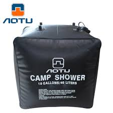 online get cheap outdoor portable shower aliexpress com alibaba 2017 new high quality outdoor camping solar shower bags climbing hiking backpack bagpack 40l portable water bag outdoor bath