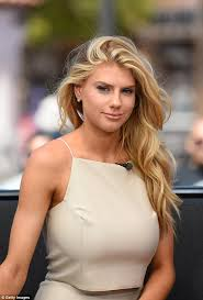 charlotte days of lives hairstyles charlotte mckinney appears on extra live after nude photo hack
