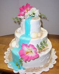 tropical wedding cakes the wedding specialiststhe wedding