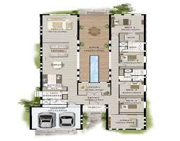 Lot Narrow Plan House Designs Interesting Narrow Block Home - Narrow block home designs