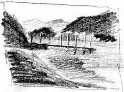 tonal values sketching tips