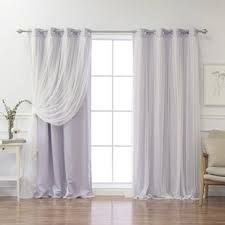 Purple And White Curtains Purple Curtains Drapes Joss