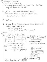 acid base equilibrium worksheet worksheets