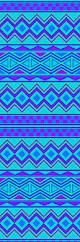 Tribal Print Wallpaper by Blue Tribal Print Wallpaper