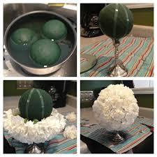 Carnation Flower Ball Centerpiece by 163 Best Center Piece Images On Pinterest Wedding Centerpieces