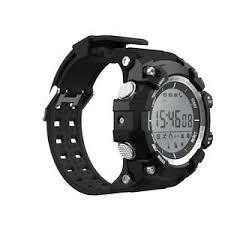 easyfone rugged sport smart watch ip 68 waterproof bluetooth
