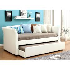 daybed white twin daybed with trundle size by furniture of in