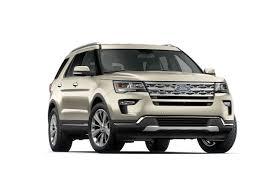 Ford Explorer Interior Dimensions 2018 Ford Explorer Suv Models U0026 Specs Ford Com