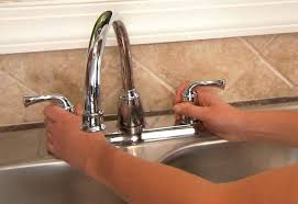how to install kitchen sink faucet install sink faucet slbistro com