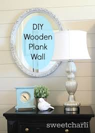 Bedroom Wall Materials Why You Should Do A Wooden Plank Wall In Your Bedroom Sweet Charli