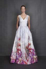 non traditional wedding dress trend report non traditional wedding dresses from this day