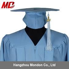 high school tassel 100 polyster matte graduation cap with tassel matte