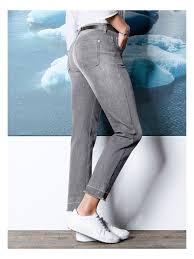 light grey jeans womens day like ankle length jeans women light grey denim 98 cotton 2