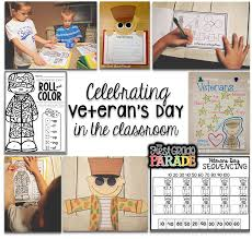 celebrating veteran u0027s day freebies too the first grade parade