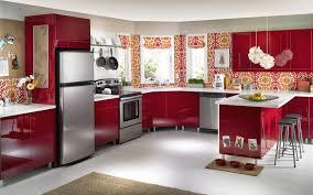 deco peinture cuisine tendance deco papier peint cuisine avec tapisserie cuisine tendance avec deco