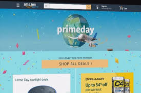 does amazon have black friday online prime day breaks record sales grew by more than 60 percent