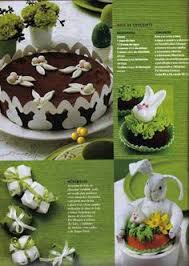 Easter Food Decorations by 15 Beautiful Easter Food Decoration Ideas Edible Decorations For