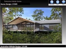Hillside House Plans With Garage Underneath Hillside Sloping Land Floor Plans Split Level Homes House